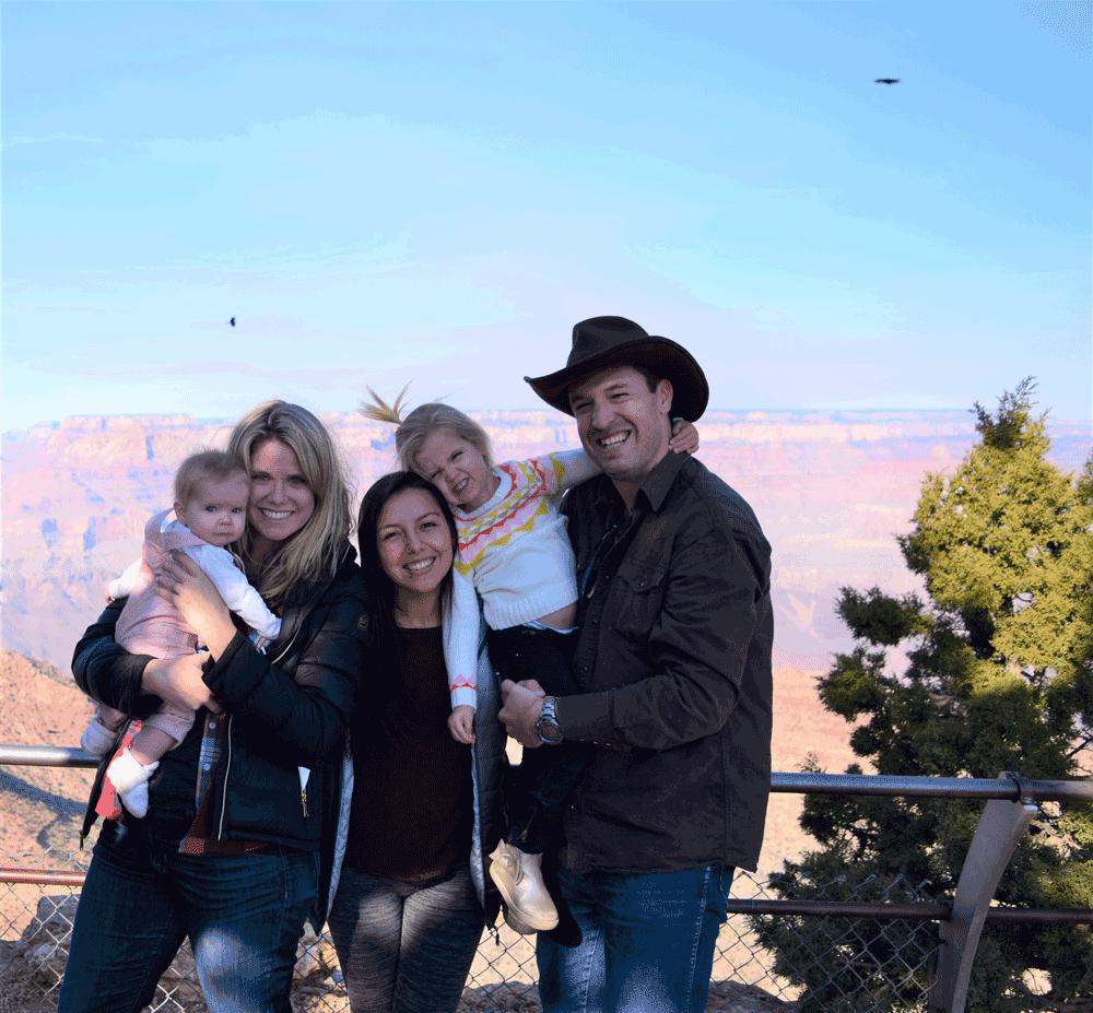Yenny und Brusch Familie